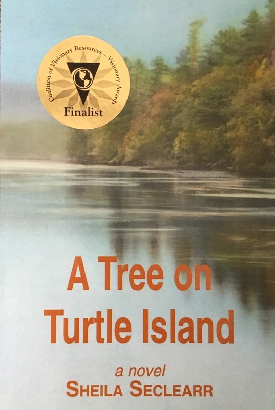 A Tree on Turtle Island, hardcover, signed by the author