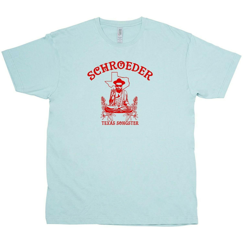 Schroeder Teal Tee