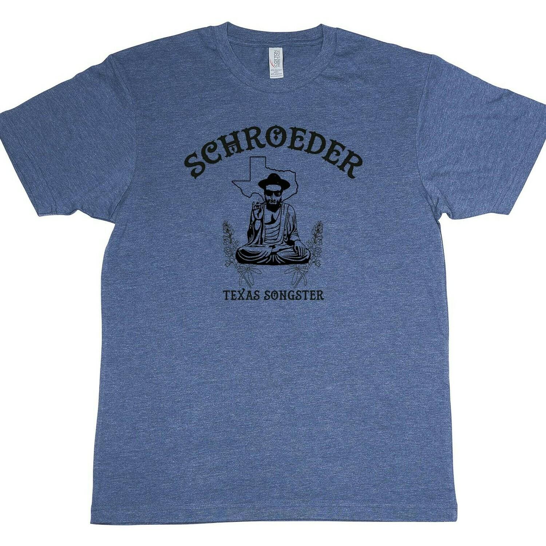 Schroeder Blue Tee