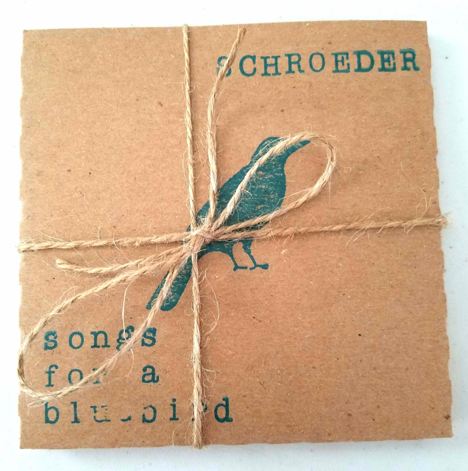 3-CD Pack (Songs for a Bluebird, SCHROEDER, LIVE Hotel Cafe)