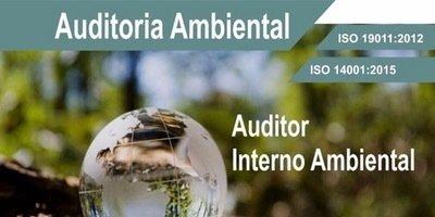 Curso PRESENCIAL: Formação de Auditor Interno Ambiental ISO 14001:2015