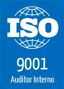 Curso  PRESENCIAL: Formação de Auditor Interno da Qualidade  ISO 9001