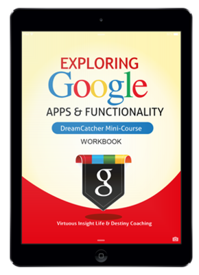 Exploring Google Apps and Functionality Workbook