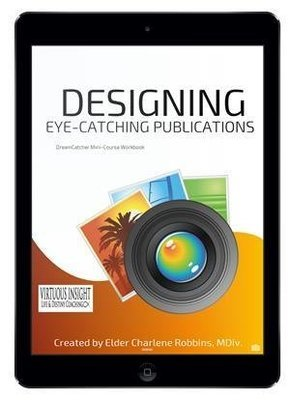 E-BOOK Designing Eye-Catching Publications
