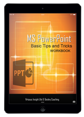E-Book - MS Powerpoint Basic Tips and Tricks