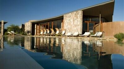 CHILI - SAN PEDRO DE ATACAMA - TIERRA ATACAMA HOTEL & SPA