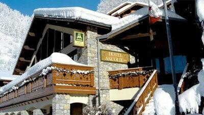 FRANCE - SAVOIE MONT BLANC - HOTEL L'ANCOLIE *** charme