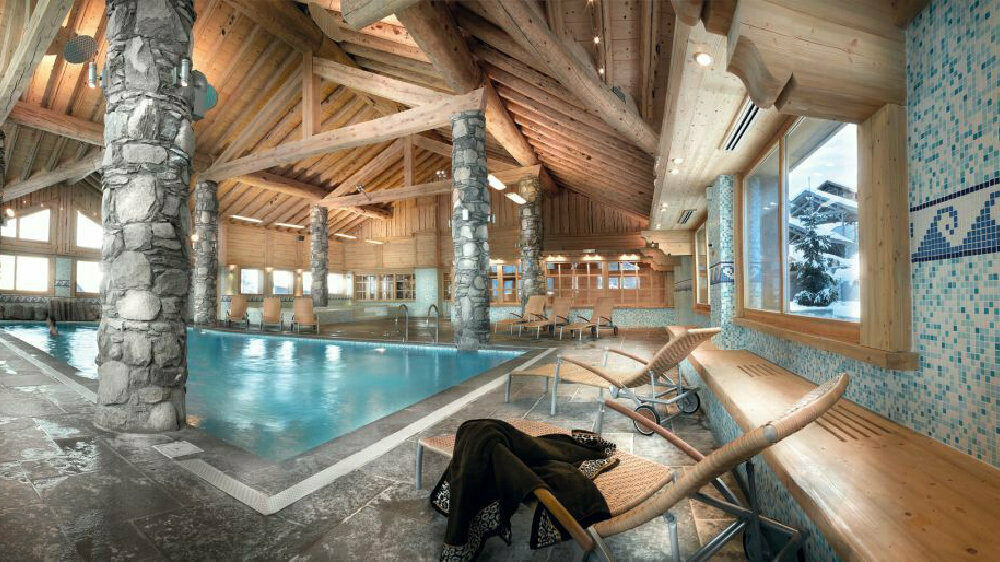 FRANCE - PESEY VALLANDRY - RESIDENCE & SPA CGH L'OREE DES CIMES ****