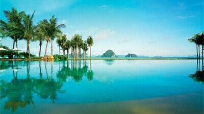 THAILANDE - KRABI - PHULAY BAY *****