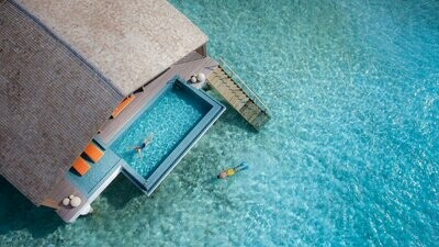 MALDIVES-  CLUB MED LES VILLAS DE FINOLHU ***** -