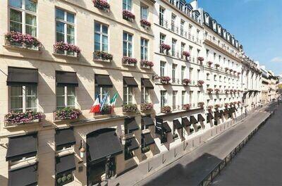 FRANCE - PARIS - HOTEL CASTILLE ***** - 2 JOURS/1 NUIT