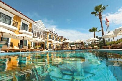 TURQUIE - DALYAN - MICHELANGELO BOUTIQUE HOTEL CAT. SPECIAL - 8 JOURS/7 NUITS