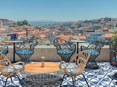 PORTUGAL - LISBONNE - HOTEL H10 DUQUE DE LOULE **** SUP.