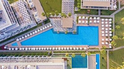 TURQUIE - ANTALYA - ACANTHUS & CENNET BARUT COLLECTION *****
