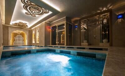 TURQUIE - ISTANBUL - HOTEL ROMANCE ISTANBUL ****