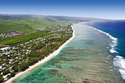 OCEAN INDIEN - ILE DE LA REUNION - HOTEL LUX SAINT GILLES *****