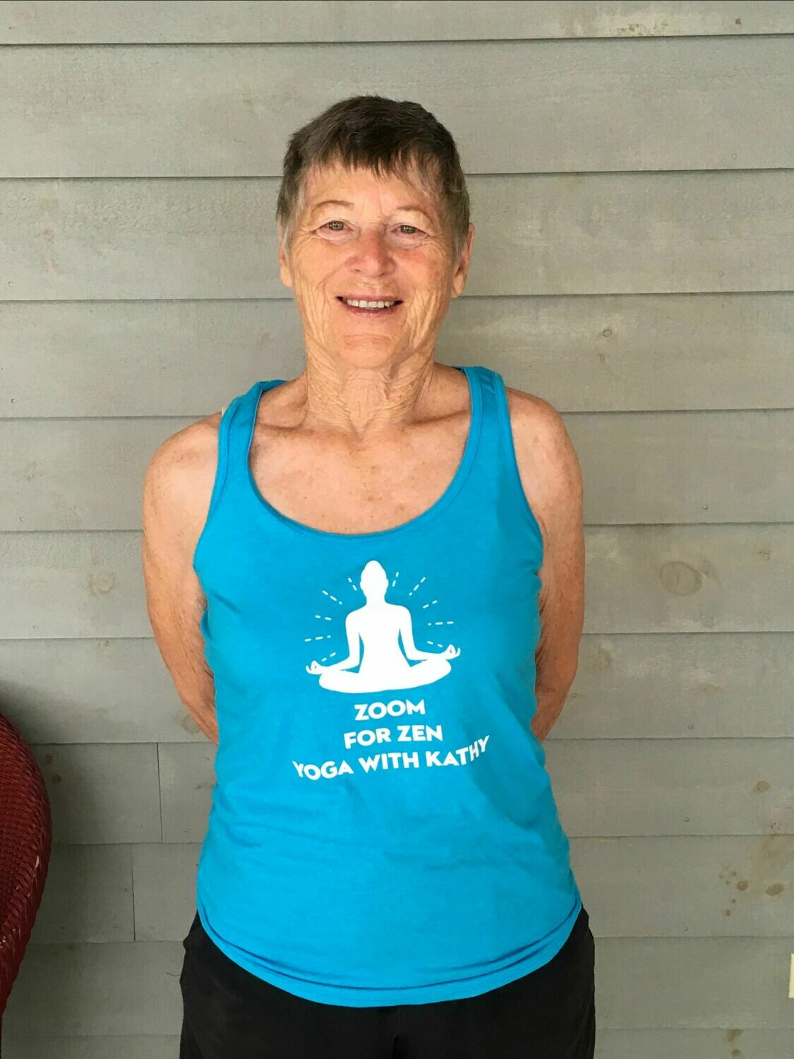 Zoom for Zen Yoga Tank