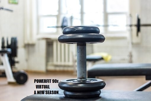 POWERFIT 90X VIRTUAL A NEW SEASON