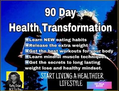 90 Day Health Transformation