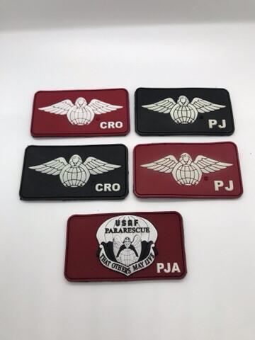 pja/ Patches - Velcro