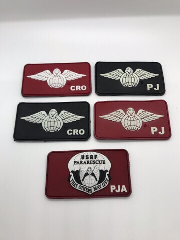 pja/ Patches - Velcro