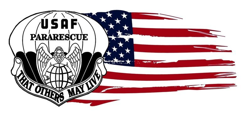 dsp/ Sticker PJ Tattered Flag Decal - Set(s) of 2 Decals
