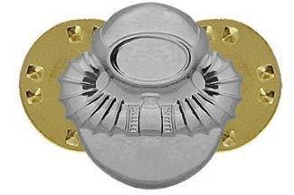 bdg/ Badge SCUBA Badge - Mirror Finish (Mini Size)