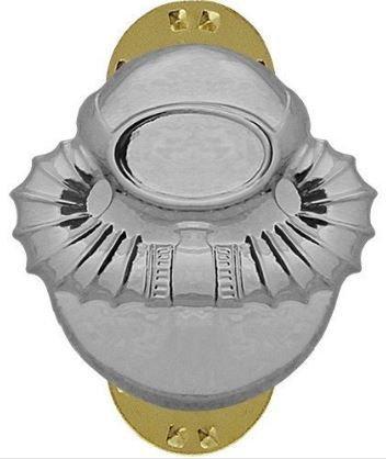 bdg/ Badge SCUBA - Mirror Finish (Regulation Size)