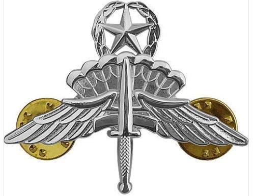 bdg/ Badge Master HALO Wings - Mirror Finish (Regulation size)