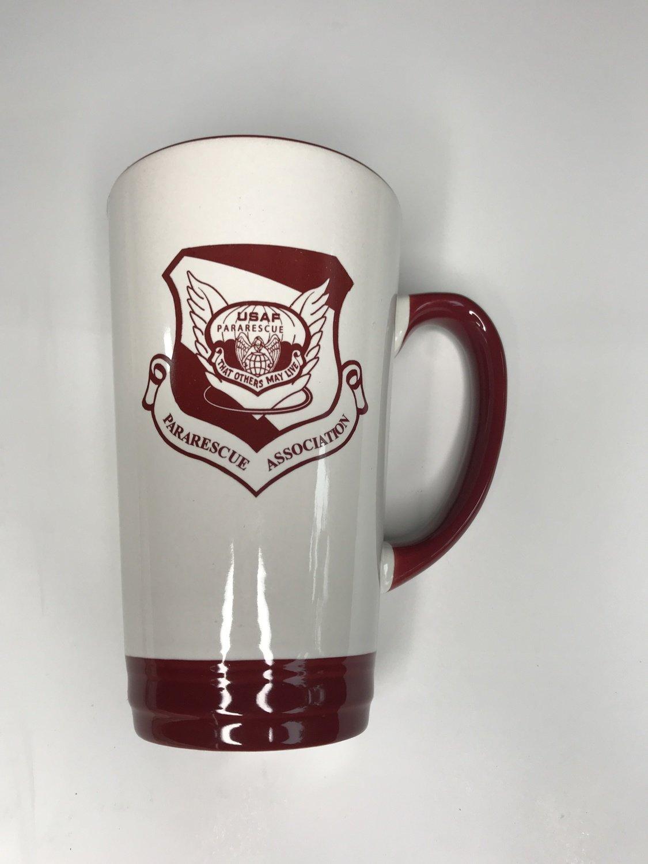 pja/ Cup - Pararescue Association Porcelain Cup