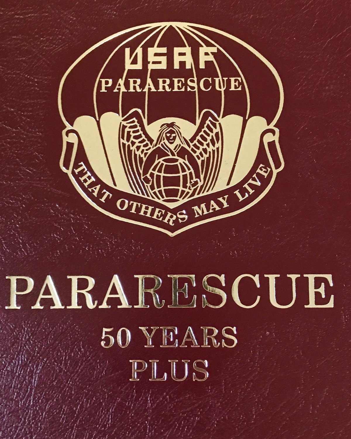 PJA/ Book - Pararescue History Book - 50Yrs Plus