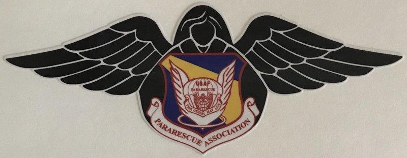 dsp/ Sticker PJ Association Guardian Angel (x2)