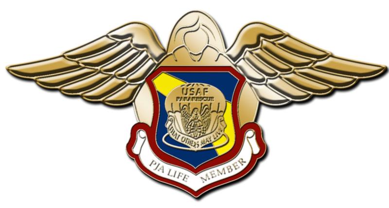 pja/ Badge PJ Association Life Membership Badge