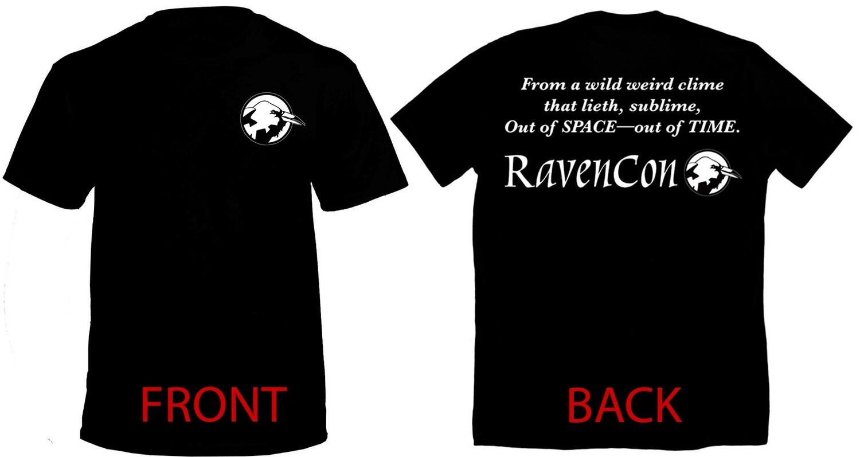 RavenCon 15 T-Shirt Pre-Order
