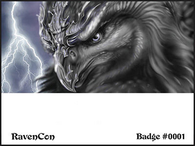 RavenCon 15 Adult Registration (Before 12/31/20)