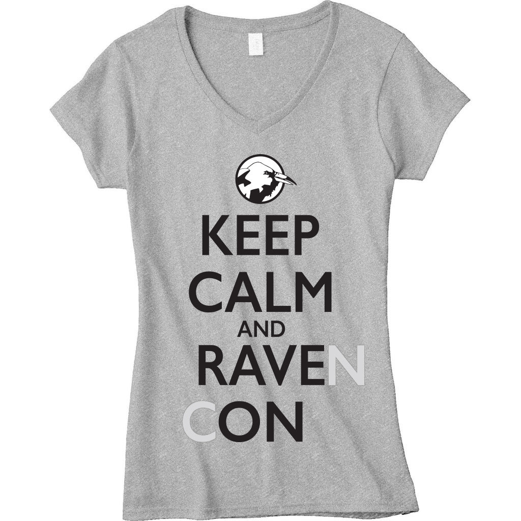 Keep Calm and Rave On T-Shirt (Women's)