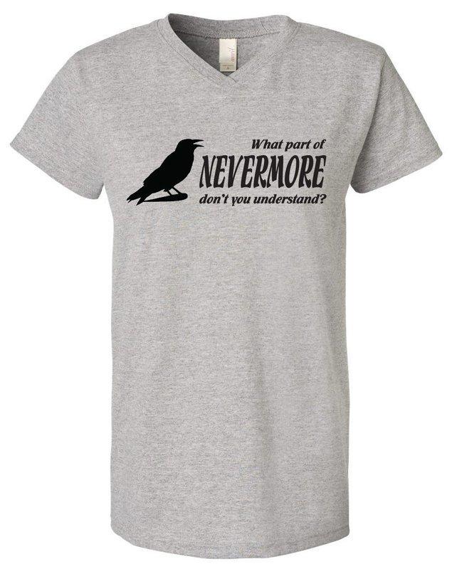 Nevermore T-Shirt (Women's)