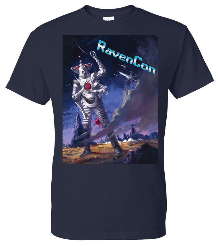 Vincent Di Fate Convention Shirt