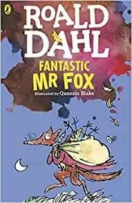 Fantastic Mr. Fox - by Roald Dahl - Book
