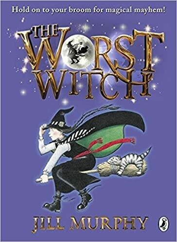 The Worst Witch - by Jill Murphy - Book