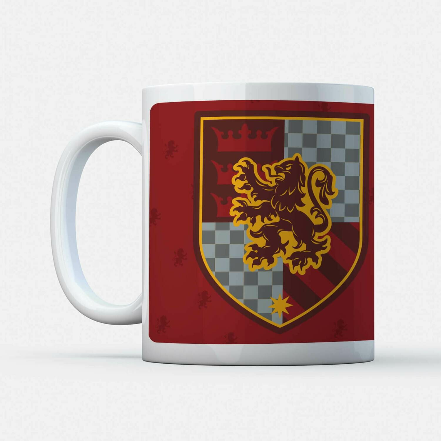 Harry Potter Gryffindor House Mug