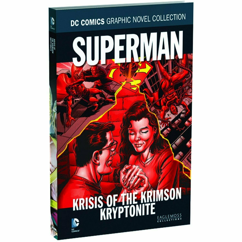 DC Comics Graphic Novel - Superman: Krisis of the Krimson Kryptonite