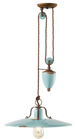 Ferroluce Country Pulley Pendant
