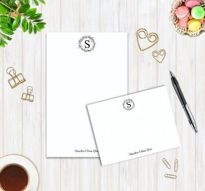 Laurel Notepad