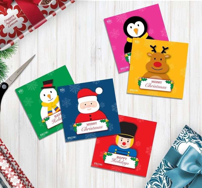Gift Tag Series
