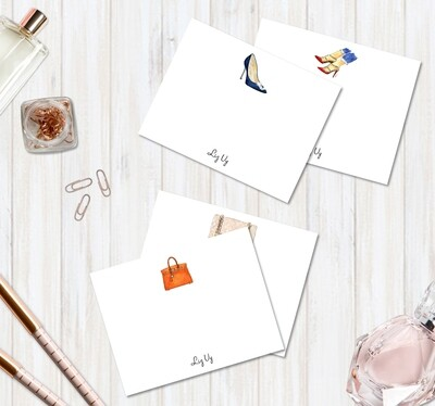 Fashion Notecards