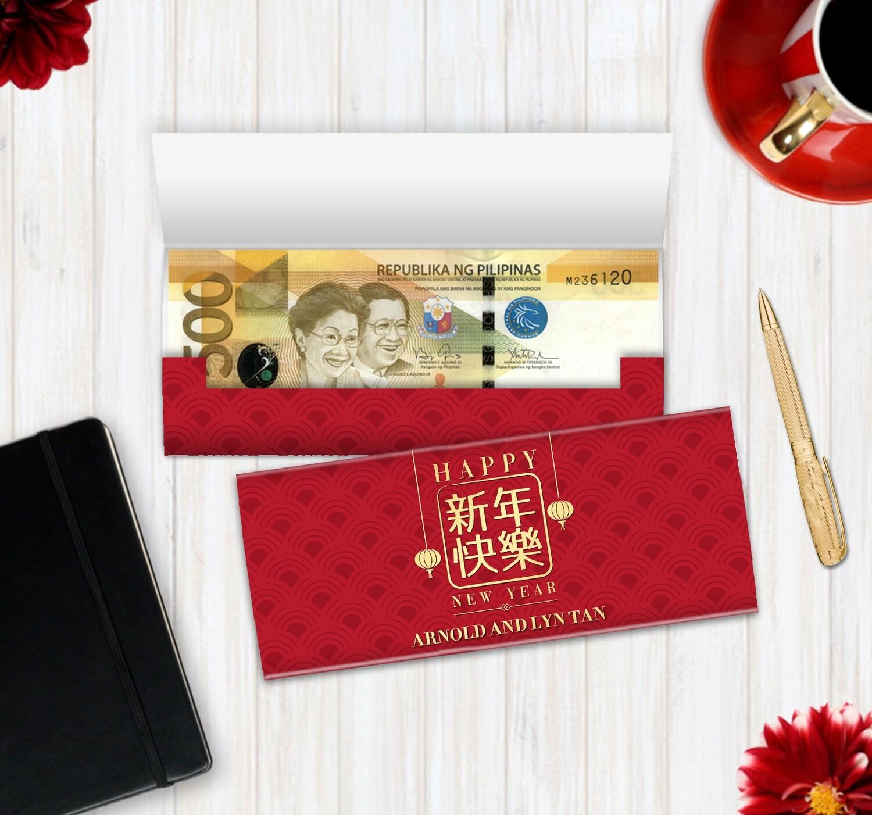 Chinese New Year Money Envelope