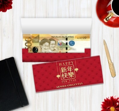Chinese New Year Money Envelope
