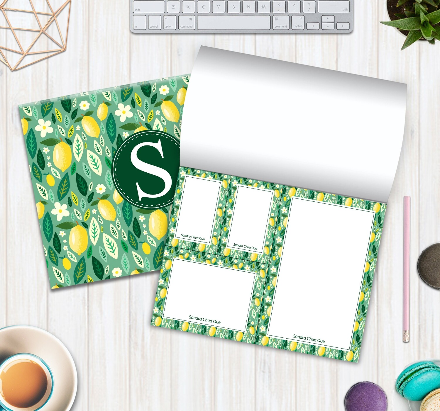 Full Color Whole Notepad