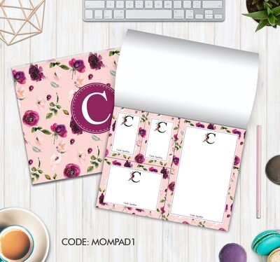 Mother's Day Full Color Whole Notepad